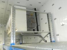 Монтаж холодильные камеры общим объемом-1100 м³ с комплектом холодильного оборудования._13