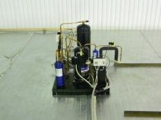 Монтаж холодильные камеры общим объемом-1100 м³ с комплектом холодильного оборудования._14