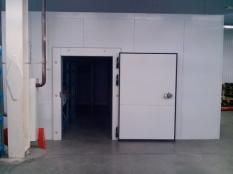 Монтаж холодильные камеры общим объемом-1100 м³ с комплектом холодильного оборудования._2