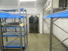 Монтаж холодильные камеры общим объемом-1100 м³ с комплектом холодильного оборудования._5