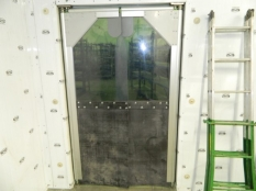 Монтаж холодильные камеры общим объемом-1100 м³ с комплектом холодильного оборудования._9
