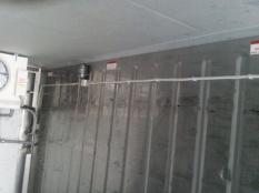 Монтаж низкотемпературного агрегата на морской контейнер._3