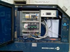 Монтаж низкотемпературного агрегата на морской контейнер._6