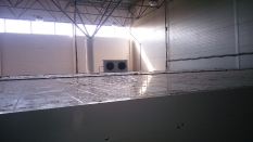 Холодильная камера для хранения молочной продукции._2