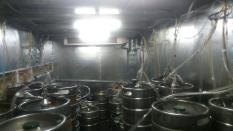Сеть фирменных магазинов разливного пива Медный Великан.