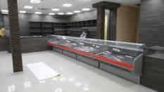 Магазин разливного пива, холодильная камера (выносной холод), витрины (встроенный холод)