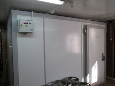 Магазин под ключ (выносной холод) + камера охлаждения пива, камера охлаждения мяса, камера глубокой заморозки_7